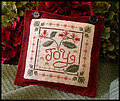 Joy - Cross Stitch Pattern