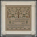 Garden Of Snow - Cross Stitch Pattern