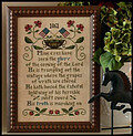 Battle Hymn of the Republic - Cross Stitch Pattern