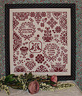 My Token Of Love - Cross Stitch Pattern