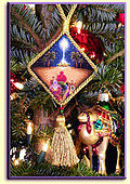 Three Wise Men, The - Cross Stitch Pattern