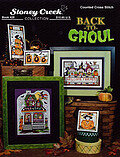 Back to Ghoul - Cross Stitch Pattern
