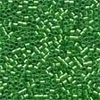 Christmas Green Magnifica Beads - Size 12/0 (2.25mm)