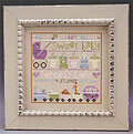 Baby Lineup - Cross Stitch Pattern