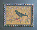 Old Crow - Cross Stitch Pattern