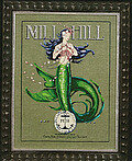 Merchant Mermaid - Mirabilia Cross Stitch Pattern