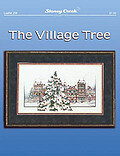 Village Tree, The - Cross Stitch Pattern