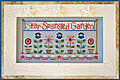 Star Spangled Garden - Cross Stitch Pattern