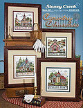 Country Churches - Cross Stitch Pattern