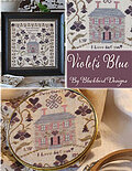 Violet's Blue - Cross Stitch Pattern
