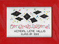 Congratulations - Cross Stitch Pattern