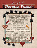 Devoted Friend - Cross Stitch Pattern