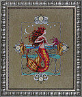 Gypsy Mermaid - Mirabilia Cross Stitch Pattern