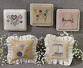 Letters Part 4 - Cross Stitch Pattern