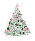 Let's Deck the Halls - Cross Stitch Pattern