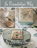 In Friendship's Way - Cross Stitch Pattern