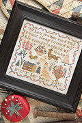 Instead of Sheep - Cross Stitch Pattern