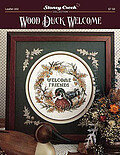 Wood Duck Welcome - Cross Stitch Pattern