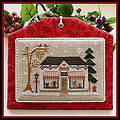 Pet Store - Cross Stitch Pattern