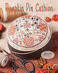 Pumpkin Pincushion - Cross Stitch Pattern