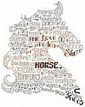 Let's Gallop - Cross Stitch Pattern