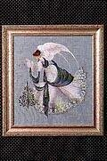 Ice Angel - Cross Stitch Pattern