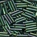 Willow Bugle Beads - 9mm Long