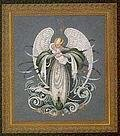 Angel Of The Sea - Cross Stitch Pattern