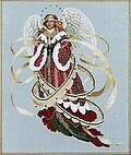 Angel of Christmas - Cross Stitch Pattern