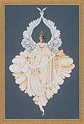 Peace Angel - Cross Stitch Pattern