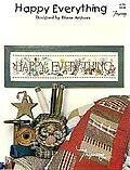 Happy Everything - Cross Stitch Pattern