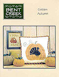 Golden Autumn - Cross Stitch Pattern