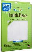 "Pellon Fusible Fleece - White 22"" x 36"""