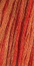 Sampler Threads - Burnt Orange
