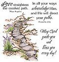 Guided Path - Clear Stamps