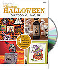 Just Cross Stitch Halloween 2011-2014 DVD