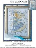 Air Goddess - Cross Stitch Pattern