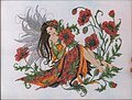 Poppy Fairy - Cross Stitch Pattern