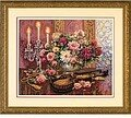 Romantic Floral - Cross Stitch Kit