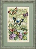 Butterfly Forest - Cross Stitch Kit