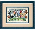 Welcome to the Coop Stamped Cross Stitch Kit