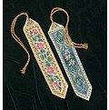 Elegant Bookmarks - Cross Stitch Kit