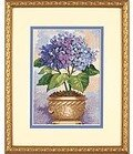 Hydrangea in Bloom - Cross Stitch Kit