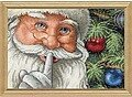 Santa's Secret - Cross Stitch Kit