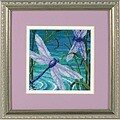 Dragonfly Pair - Needlepoint Kit