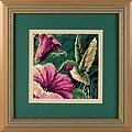 Hummingbird Drama - Needlepoint Kit
