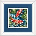 Koi Pond - Needlepoint Kit