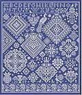 Opus I - Cross Stitch Pattern