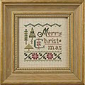 A Little Christmas - Cross Stitch Kit