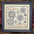 Remember Me - Cross Stitch Pattern